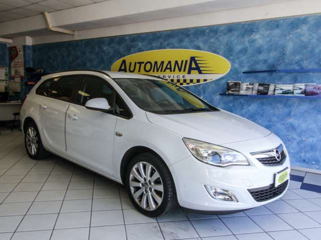 Opel Astra usata 1.7 CDTI Station Wagon Cosmo - Uniproprietario diesel Rif. 12162947