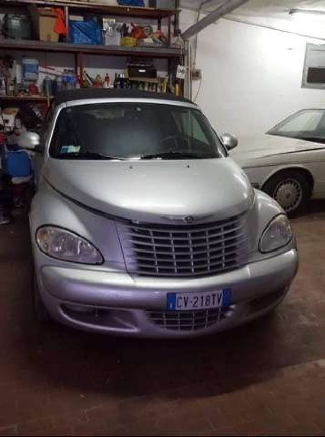 Immagine di CHRYSLER PT Cruiser 2.4 turbo cat GT Cabrio