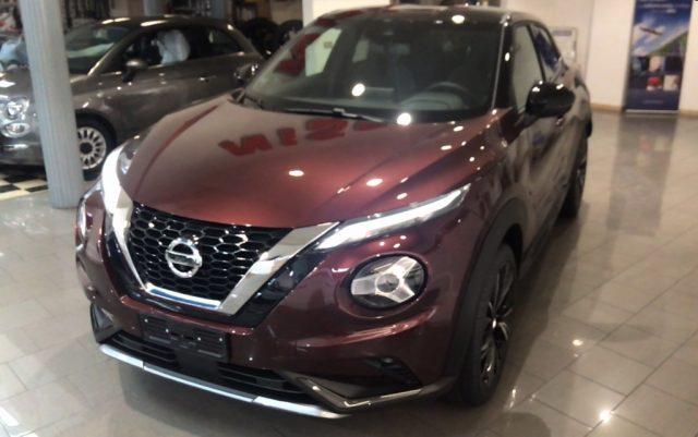 Nissan Juke km 0 1.0 DIG-T N-Design PROPILOT-BOSE- a benzina Rif. 12197398