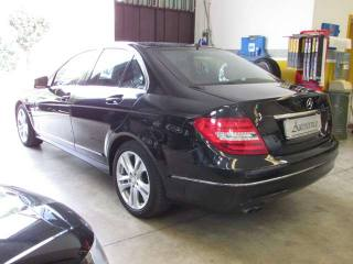 MERCEDES-BENZ C 200 CDI BlueEFFICIENCY Avantgarde Usata