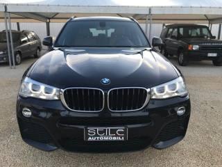 BMW X3 XDrive20d M Sport Usata