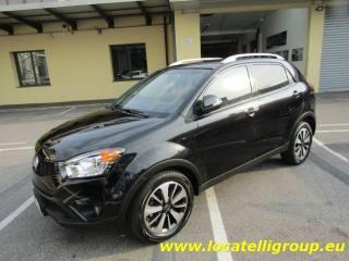 SSANGYONG Korando 2.0 E-XDi 175 CV AWD AT Premium Usata