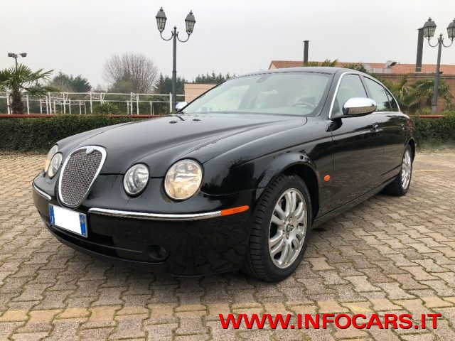 JAGUAR S-Type Nero metallizzato