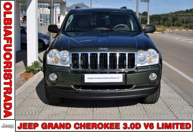 JEEP Grand Cherokee Verde metallizzato
