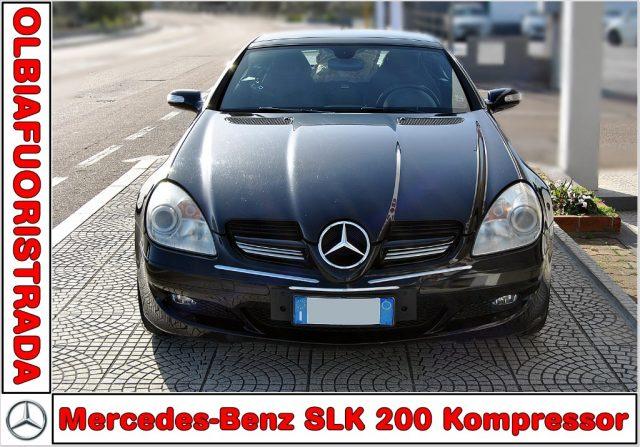 Immagine di MERCEDES-BENZ SLK 200 Kompressor cat