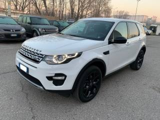 LAND ROVER Discovery Sport 2.0 TD4 180 CV HSE Usata