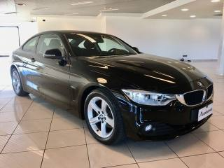 BMW 420 D Coupé Km 30791 !! Navig,cruise, Bluetooth, Sedil Usata