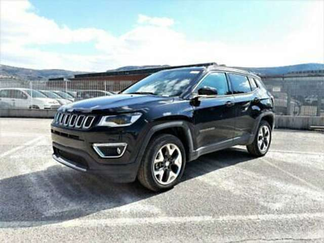 JEEP Compass Nero metallizzato