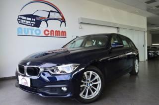 BMW 320 D Touring Business Advantage Aut. SERVICE BMW Usata