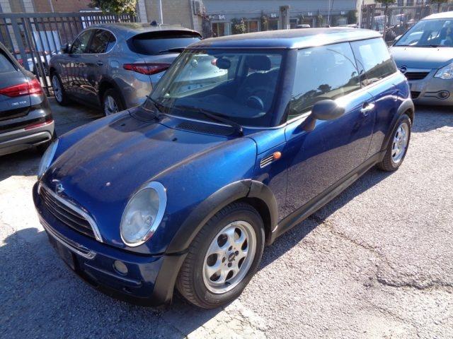 Mini usata ONE D 1400 TDI ITALIANA diesel Rif. 12223594