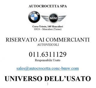 BMW 316 D Touring Business Advantage Auto EURO 6 Usata