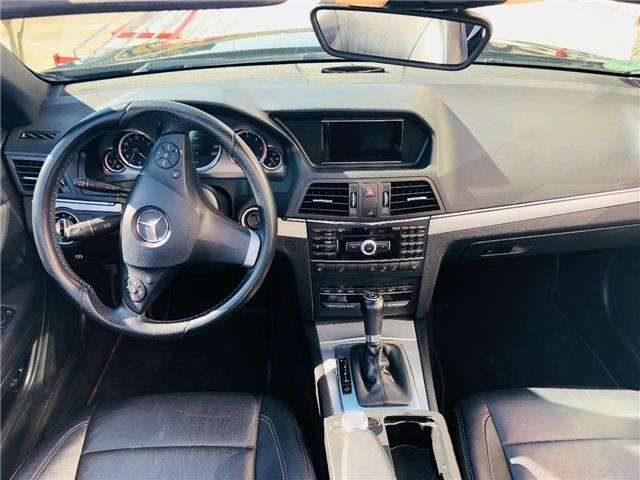 Immagine di MERCEDES-BENZ E 250 CDI Cabrio BlueEFFICIENCY Avantgar