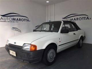 FORD Escort CABRIO 1400 BENZINA FERMA DAL 1996 LEGGI SOTTO Usata