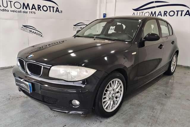BMW 120 Serie 1 (E87) 5 porte Attiva POCHI KM CERTIFICATI