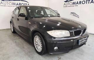 BMW 120 Serie 1 (E87) 5 Porte Attiva POCHI KM CERTIFICATI Usata