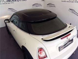 MINI Cooper Coupé AUTO RILASCIAMO N.TELAIO X VERIF.KM Usata