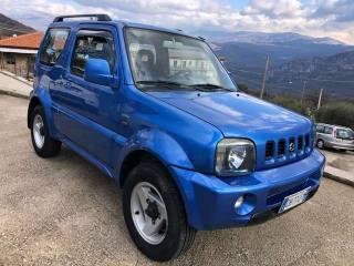 SUZUKI Jimny 1.3i 16V Cat 4WD JLX Special Usata