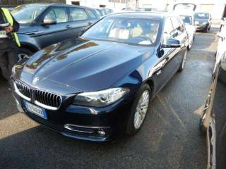 BMW 520 Serie 5 (F10/F11) XDrive Touring Luxury Usata