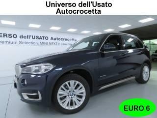 BMW X5 XDrive30d 258CV Experience EURO 6 Usata