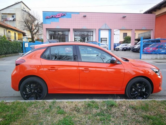 OPEL Corsa Orange pastello