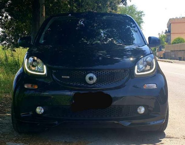 Immagine di SMART Brabus fortwo 0.9 Turbo twinamic cabrio