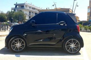 SMART Brabus Fortwo 0.9 Turbo Twinamic Cabrio Usata