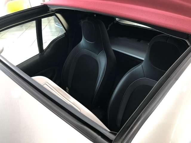 Immagine di SMART Brabus fortwo 109cv cabrio Xclusive Carbonio