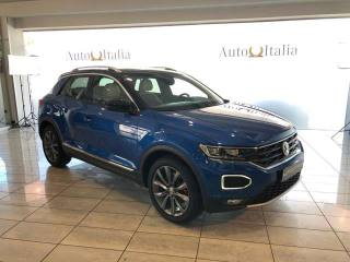 VOLKSWAGEN T-Roc 2.0 TDI 4MOTION Advanced TettoApri LIST44.000? Usata