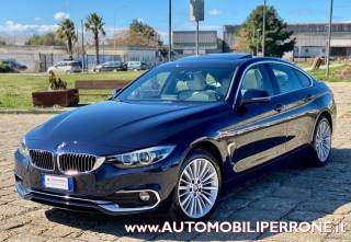 BMW 420 D XDrive Gran Coupé Luxury (Tetto/Pelle/LED) Usata
