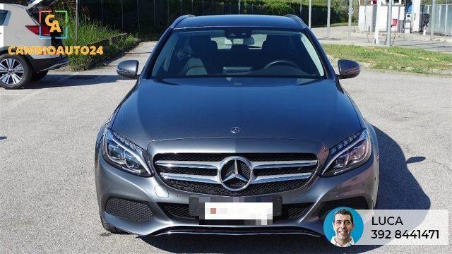 MERCEDES-BENZ C 220 d S.W. Auto Exclusive