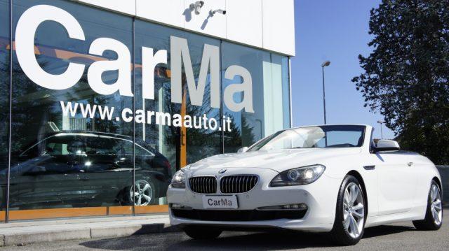 BMW 640 i Cabrio Futura UNICO PROPRIETARIO