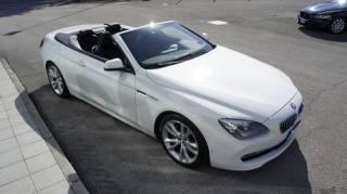 BMW 640 I Cabrio Futura UNICO PROPRIETARIO Usata