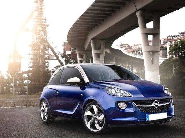 OPEL Adam 1.4 87 CV GPL Tech Jam