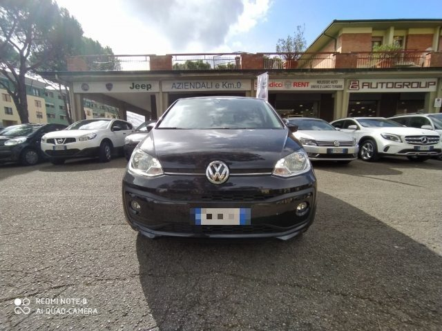 Volkswagen Up! usata 1.0 3p. eco high up! BlueMotion Technology a metano Rif. 12278835