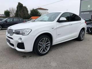 BMW X4 XDrive30dA 258CV Msport UNICO PROPRIETARIO Usata