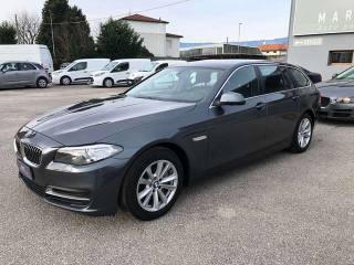 BMW 525 Serie 5 (F10/F11) XDrive Touring Aut TAGLIANDI BM Usata