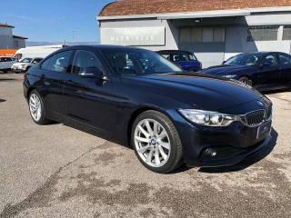 BMW 420 Serie 4 G.C. Gran Coupé Aut. NAVI PELLE XENO 18 Usata