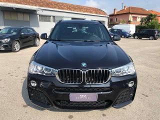 BMW X3 M XDrive20d Msport Aut. NAVI PELLE XENO PDC CL.19 Usata