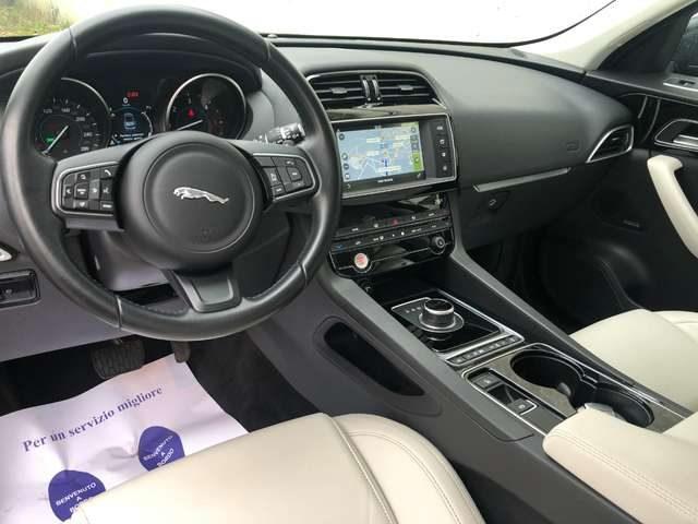 Immagine di JAGUAR F-Pace 3.0 D V6 300CV AWD aut Prestige UNICO PROPRIETARI