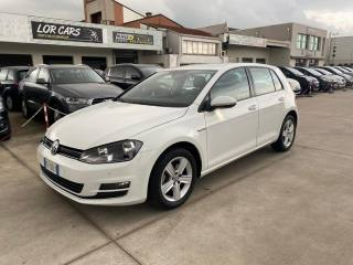 VOLKSWAGEN Golf 1.4 TGI DSG 5p. Executive BlueMotion Usata