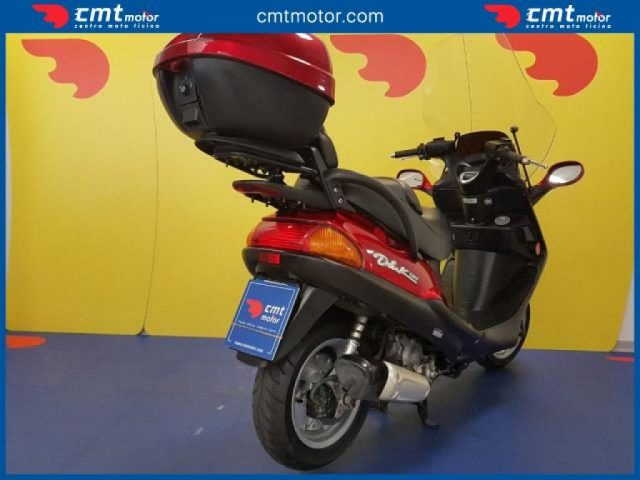 KYMCO Dink 150 Finanziabile – ROSSO – 5887