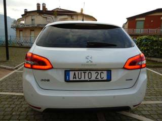 PEUGEOT 308 BlueHDi 1.6 120 Cv NAVIGATORE Business 6 Marce Usata