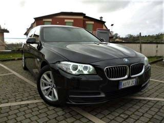 BMW 520 518d 2.0 150Cv Touring Business Aut. BI-XENON Usata