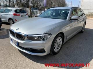 BMW 520 D TOURING 190 CV Business Automatica Nazionale !! Usata