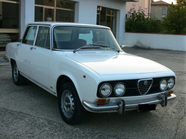 Immagine di ALFA ROMEO 2000 ALFA ROMEO 2000 ANNO 1972