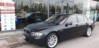 BMW 730 D Cat Futura NAVI TV PELLE GOMME NUOVE BT Usata