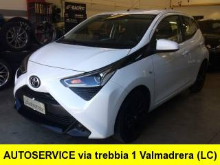 TOYOTA Aygo 1.0 72 CV 5 P. X-play APPLE CARPLAY/ANDROID AUTO Usata
