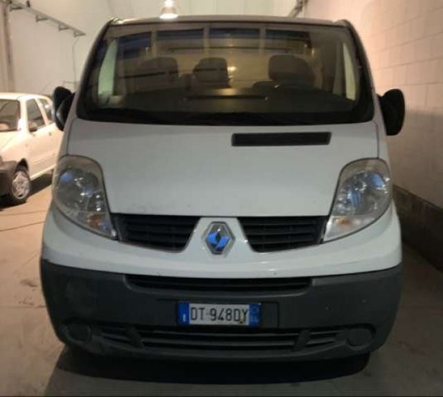 RENAULT Trafic T27 2.5 dCi/115 PC-TN Furgone Ice