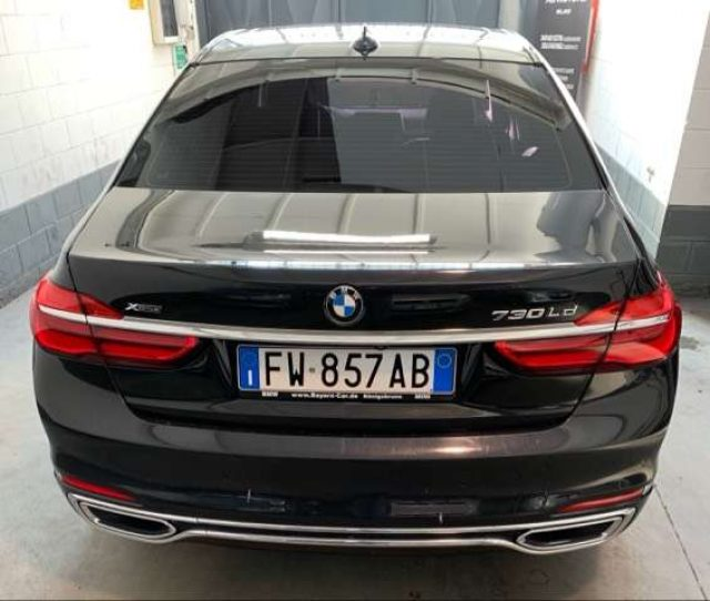 Immagine di BMW 730 Serie 7 (G11/G12) xDrive Luxury