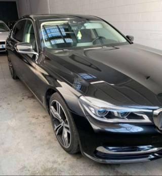 BMW 730 Serie 7 (G11/G12) XDrive Luxury Usata